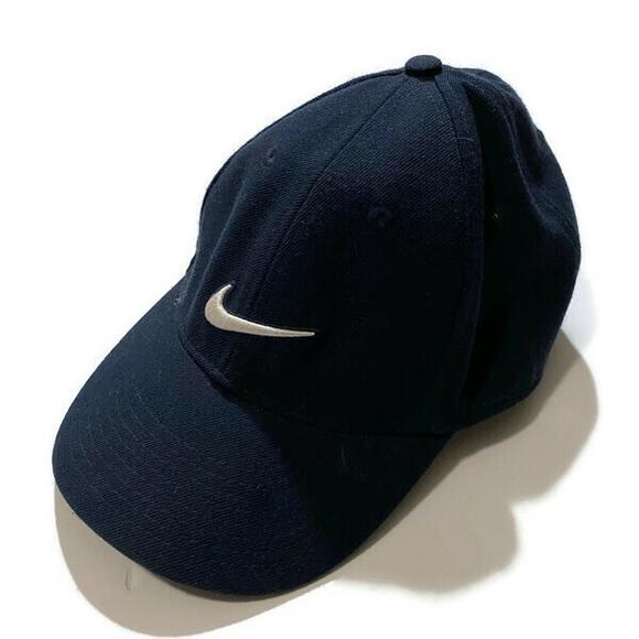 Vintage Nike Navy StrapBack